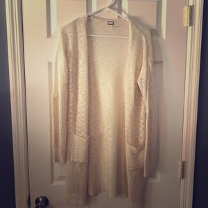Sweaters - Light cardigan with pockets